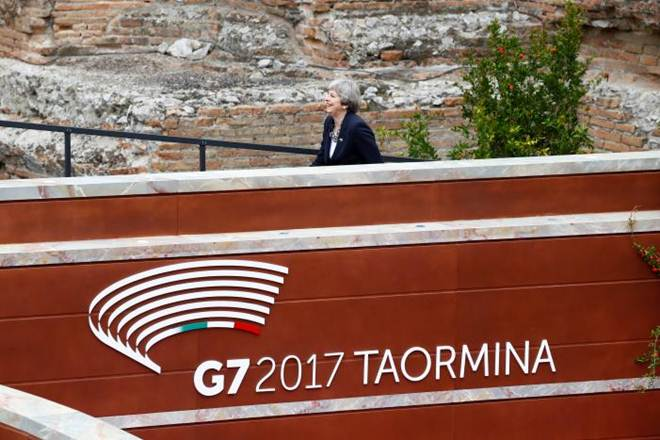 G7, G7 leaders, climate change, trade, Donald Trump, US, RUSSIAN STICKING POINT, US President, European Union, G7 summit