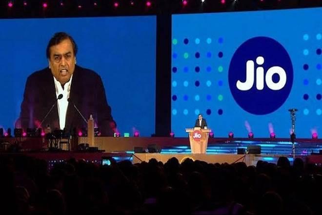 reliance jio, jio, RJio, India, data revolution, 110 crore GB