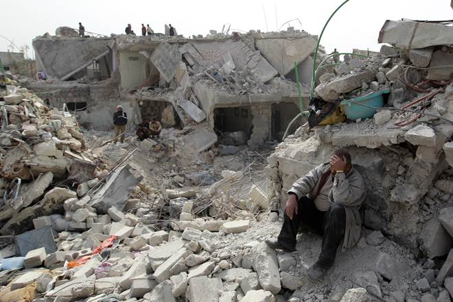 United Nations, ISIS,UN human rights,Zeid Ra'ad Al Hussein, Deir Ezzor, Syrian attacks, Syrian Observatory for Human Rights,Pentagon,