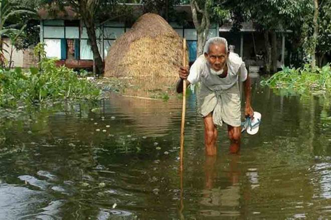 south-west monsoon, Kerala coast, water level, reservoirs, Central Water Commission, CWC