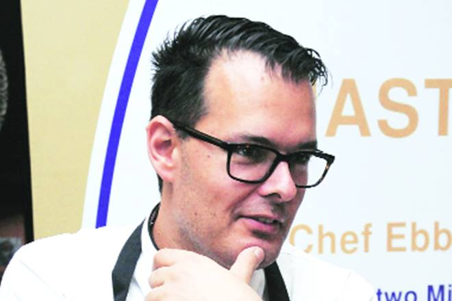 Ebbe Vollmer, Swedish chef, Swedish chef in India, cooking ingredient, spices, indian spices, Michelin Guide, Smoked Sour Cream, Salted Fish
