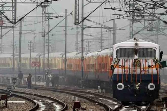 Railways growth, Rail Wheel Factory, machinery rolling, Tata Steel, Indian Railways, Planning Commission, GFM machines, LHB, EMU, CNC lathes, Suresh Prabhu