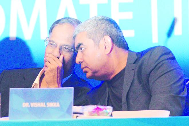 R Seshasayee, Infosys chairman, NR Naryana Murthy, Annual General Meeting, Infosys, traditional IT services company, IT industry