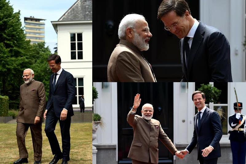 modi, narendra modi, pm narendra modi, prime minister narendra modi, modi news, narendra modi news, narendra modi visit, modi speech, modi netherlands, netherlands news, pm modi netherlands, dutch premier, dutch premier Mark Rutte, Mark Rutte news, Mark Rutte netherlands, Mark Rutte india, india PM, narendra modi Europe tour, modi tour, modi images, modi pictures