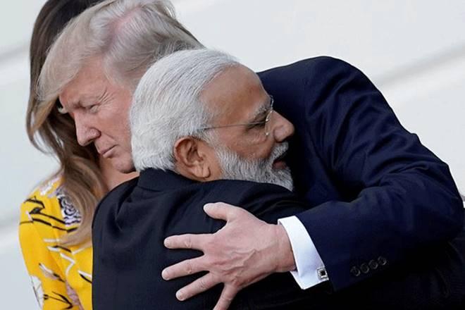 US H1B visa, Narendra Modi, Donald Trump, Modi in US, Narendra Modi us visit, US Inc, US firms, Indian R&D centres, Syed Salahuddin, Hizb-ul-Mujahideen