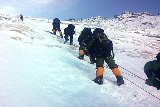 Nepal,Everest,Mount Everest climbing, Nepalese Tourism Ministry