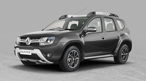 Next-generation Renault Duster spied, expected to get 7-seat option