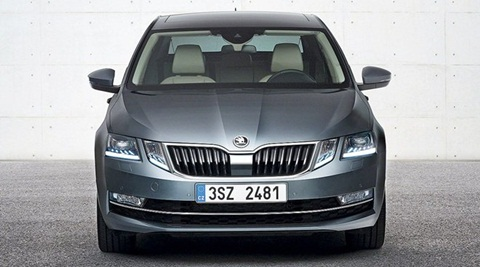 New 2017 Skoda Octavia facelift to launch in July, bookings open