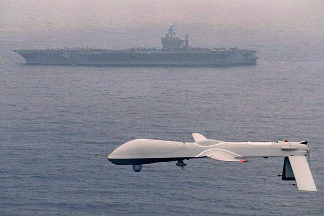 Narendra Modi, narendra modi US, Guardian UAV technology, Indian Ocean, indo-us relations