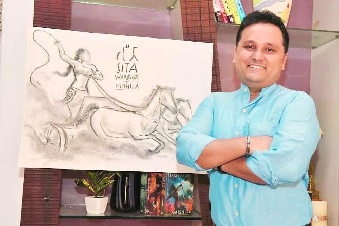 amish tripathi, amish tripathi interview, amish tripathi new book, sita: warrior of mithila, warrior of mithilasita, book on sita