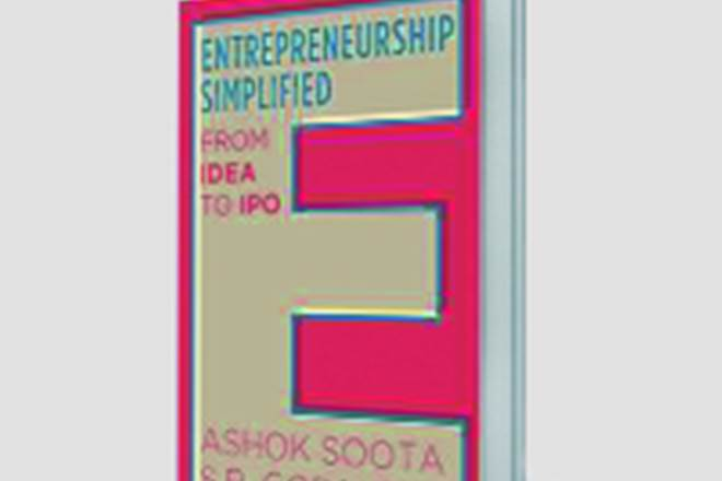 Entrepreneurship Simplified: From  Idea to IPO, book on entreprenuership, Entrepreneurship book, From  Idea to IPO, book From  Idea to IPO