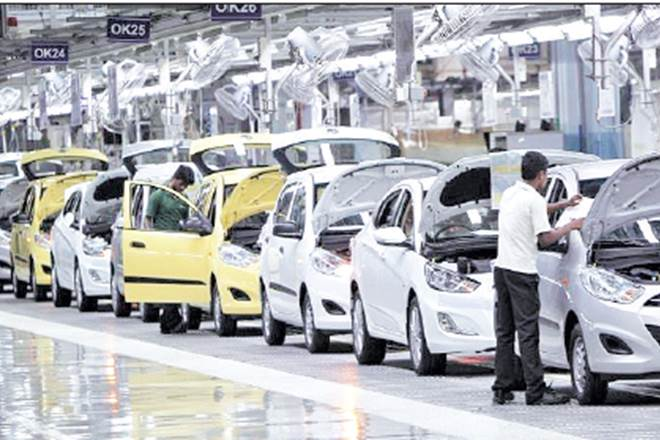 car industry, car industry india, Maruti, HSBC, CAGR, car industry Japan, car industry Korea, China
