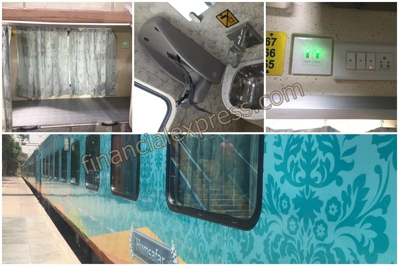 Humsafar Express, Humsafar Express features, Humsafar Express photos, Humsafar Express review