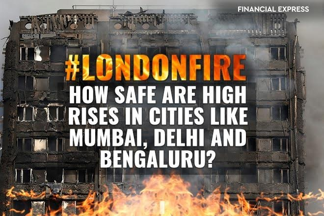london fire, Grenfell Tower, Grenfell Tower collapse, Grenfell Tower fire, Kensington fire, Kensington building fire, london tower fire, how safe are indian building, mumbai, delhi, bengaluru, hasan, nagpur, kolhapur, ghaziabad, gugaon, gurugram, delhi, india fire, india fire safety