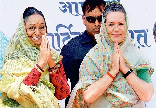 meira kumar, presidential election, president election ram nath kovind, who is meira kumar, meira kumar profile, meira kumar career