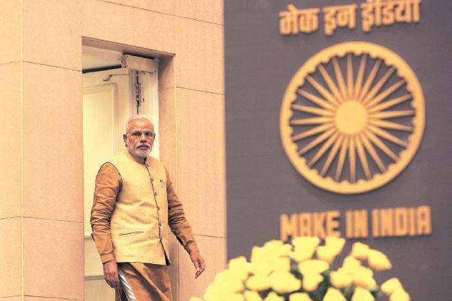 Prime Minister Narendra Modi, modi, government goal, Make in India, world's manufacturing companies, make in India