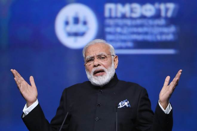three years of modi government, modi government three years, modi government three years report card, significant changes of modi government, economic growth during modi's three years, surjit bhalla, surjit bhalla financial express, financial express editorial