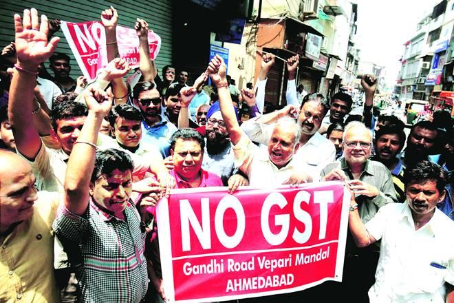 gst, goods and services, traders, gujarat, gujarat news, gujarat latest news