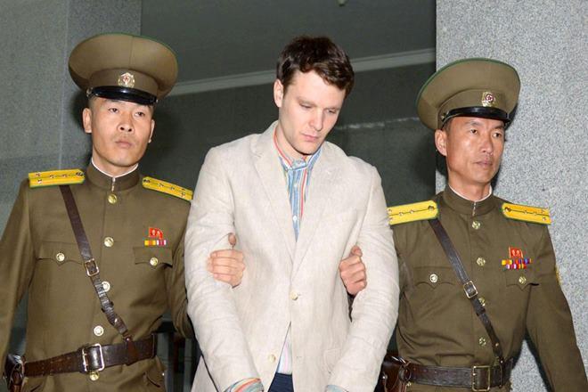 North Korea,Winter Olympics,US,Pyongyang, South Korea,Mike Pence, American delegation,Warmbiersdeath, ottoWarmbiers