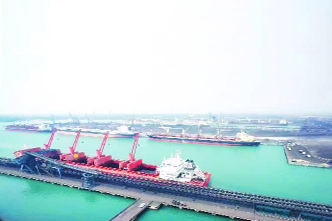 Paradip Port Trust, BCG, odisha, smart industrial port city