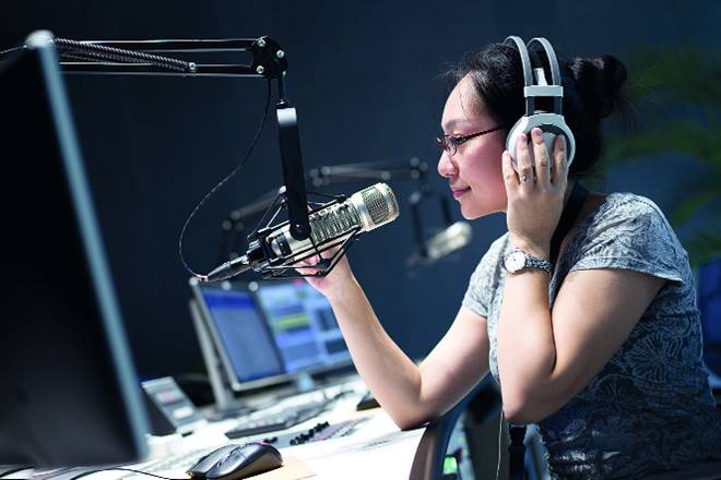 radio industry, digital age