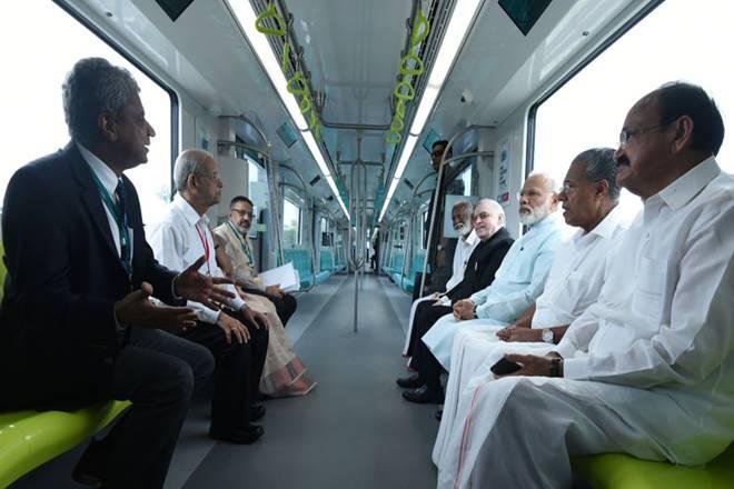 Kochi Metro, Kochi, PM Narendra Modi, Narendra Modi
