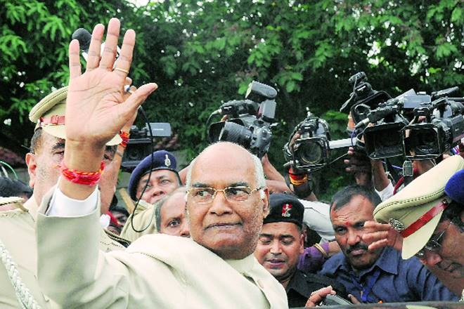 Rajya Sabha. Ram Nath Kovind, BJP, Bihar, Presidential election