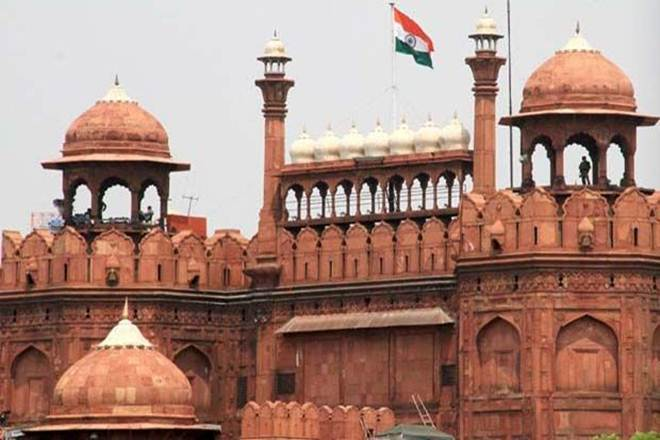 Red Fort, Red Fort in Delhi, Lahore's Shalimar Garden, Shalimar Garden, Red Fort showed as Shalimar Garden, Pakistan's tableau, Shanghai Cooperation Organisation, historic monuments