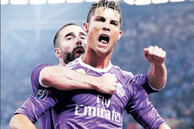 Cristiano Ronaldo, Lionel Messi, Ballon d'Or, Champions League, Juventus
