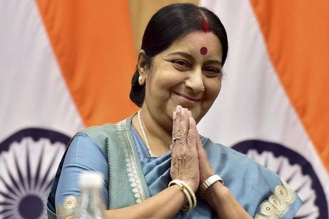 Sushma Swaraj,External Affairs,External Affairs Minister,president contender,Sushma Swarajpresident contender,presidential poll, india news, latest news, election news, election
