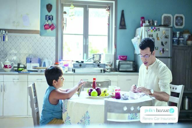 Policy Bazaar, advertisement