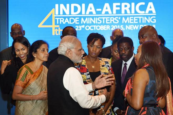 India–Africa trade, Indian Products in Africa, trade environment, investment opportunities, India in Africa, Gopal Jiwarajka, Indian businesses in Africa, Indian investment flows to Africa