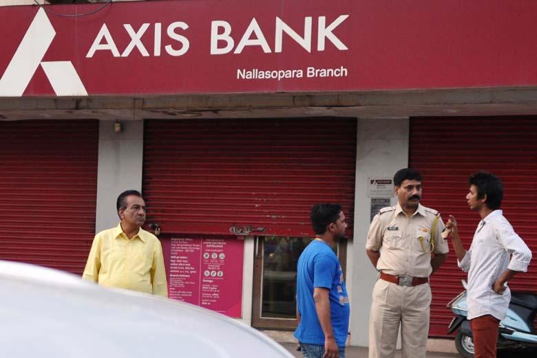 Axis Bank, Jefferies