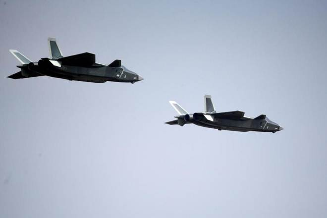 Chinese fighter jets, US surveillance plane, US Navy surveillance plane, East China Sea, American aircraft, THAAD, THAAD system, Missile Defense Agency, THAAD missile defenses