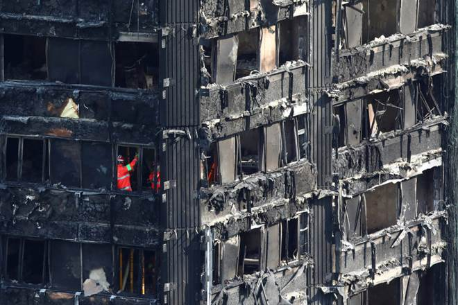 UK student,buildings fail,cladding fire safety tests,fire safety tests,Grenfell Tower fire,London's deadly Grenfell Tower fire,Olympic Way,Waverley House in Bristol, Sky Plaza