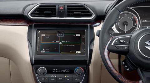 Maruti Suzuki Smartplay infotainment systems