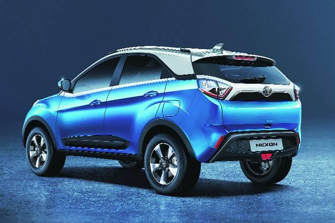 Tata Nexon, Tata Nexon Car review, Nexon car review, Delhi Auto Expo, SUV, 4x4 vehicle, Revotron unit