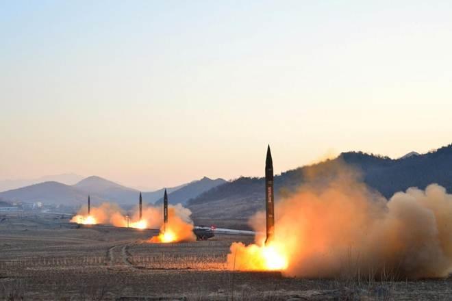 North Korea, North Korea missile test, US on North Korea, Kusong, range missile, Defense Intelligence Agency