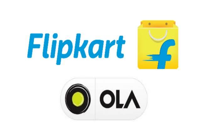 Ola,Flipkart,Vanguard,US Securities and Exchange Commission,ANI Technologies,SoftBank ,Uber platforms,ESOPs,Vanguard World Fund