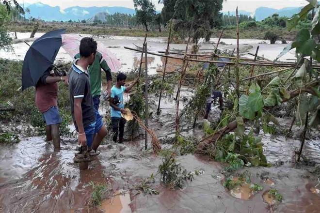odisha rainfall, odisha flood 2017, odisha forecast heavy rainfall, odishagovt flood alert