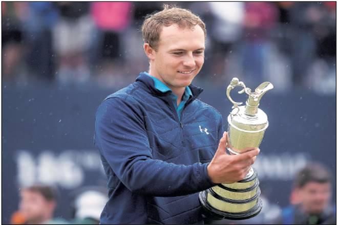 Jordan Speith,Tiger Woods,Jack Nicklaus,Royal Birkdale,Rory McIlroy,Gene Sarazen,2016 Augusta Masters,PGA Championship ,Quail Hollow