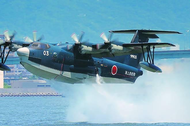 india, japan, ShinMaywa US-2i, ShinMaywa news, ShinMaywa latest news