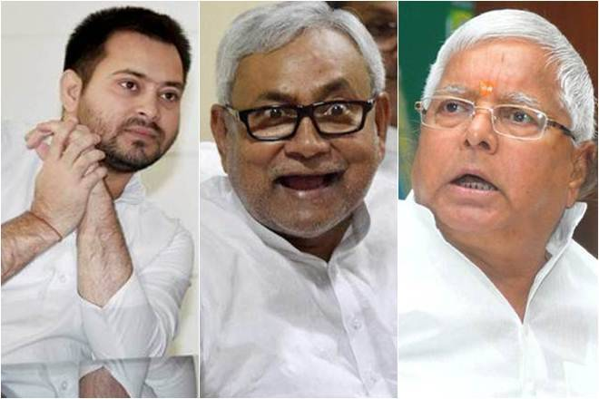 Nitish Kumar quits as Bihar CM, Nitish Kumar resigns, Nitish Kumar, Bihar Politics, Lalu Yadav, nitish breaks Grand alliance, Grand alliance, JDU leader, RJD, Tejashwi Yadav, RJD chief, Nitish Kumar oath taking ceremony, Ram Nath Kovind