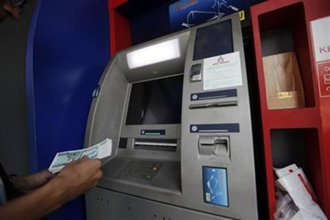 ATMs, ATM Machines, cash withdrawals, loan approvals