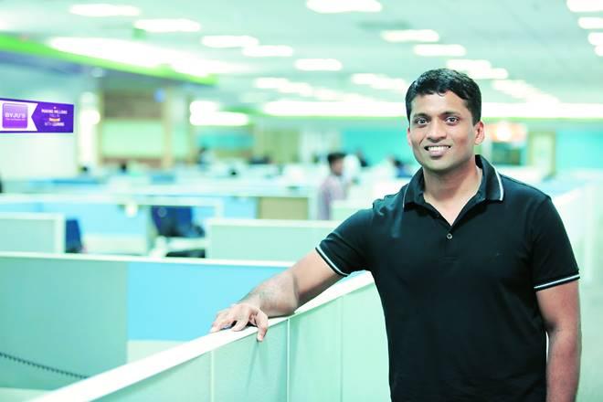 Byju Raveendran, Byju Raveendran news, Byju Raveendran latest news, byju's app, byju's the learning app, byju's learning app