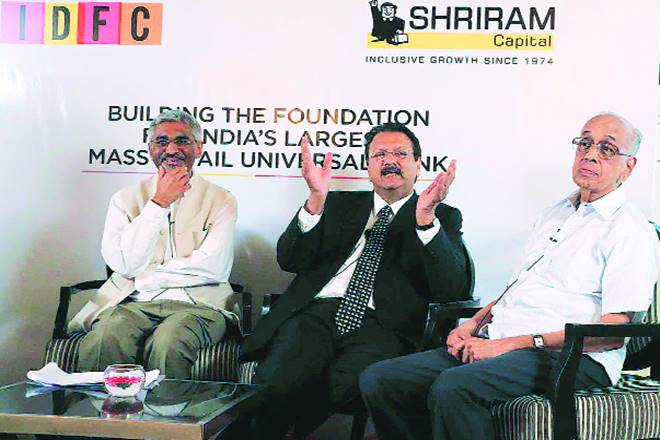 IDFC Bank, Shriram group merger, IDFC Bank, Shriram group