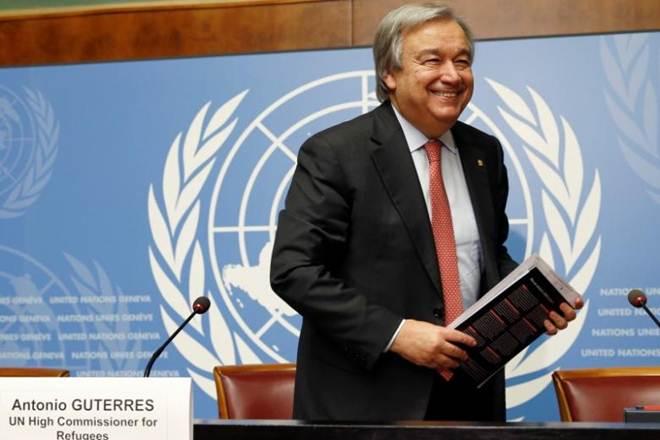 UN, Antonio Guterres, parliament, blockade of parliament