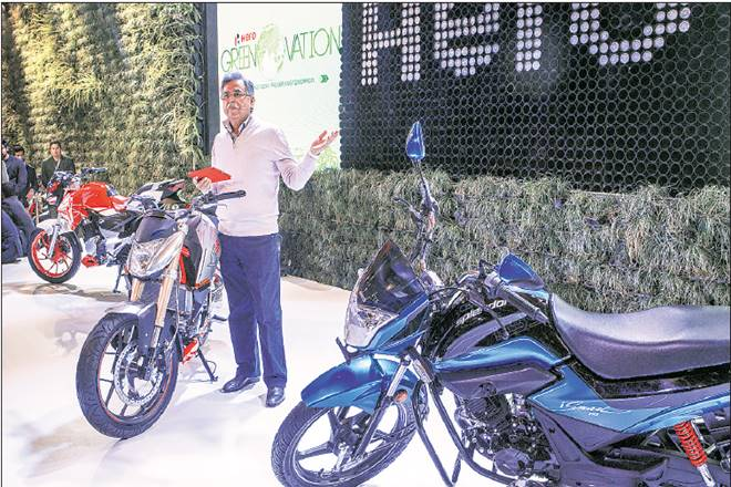 Hero Motocorp, Hero Motocorp  stock, Edelweiss, HMCL, GST impact, Maestro Edge scooter, LEAP programme