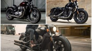 Indian Scout Bobber vs Triumph Bobber vs Harley Davidson Forty-Eight: price, specs and features - The Financial Express