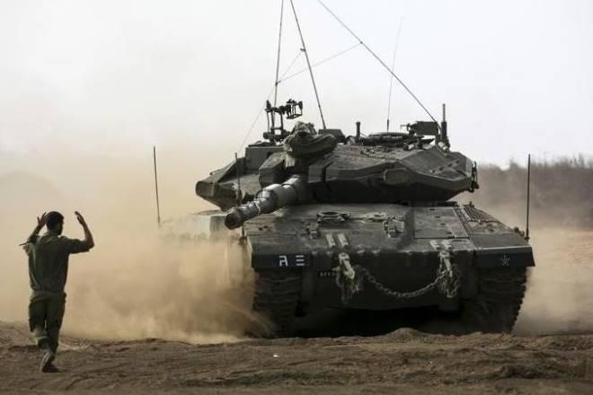 Narendra Modi Israel visit, narendra modi in israel, pm modi, israel army, israel military, israel weapons, weapons of israel army, modi, Merkava Main Battle Tank